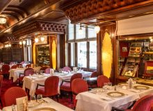 A great casino restaurant in Monte Carlo